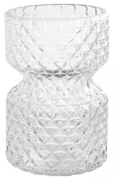 Harlow Vase - Clear