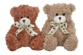 Toby Bear - Light Brown