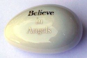 Believe in Angels Stone